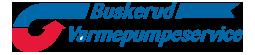 Buskerud Varmepumpeservice Logo