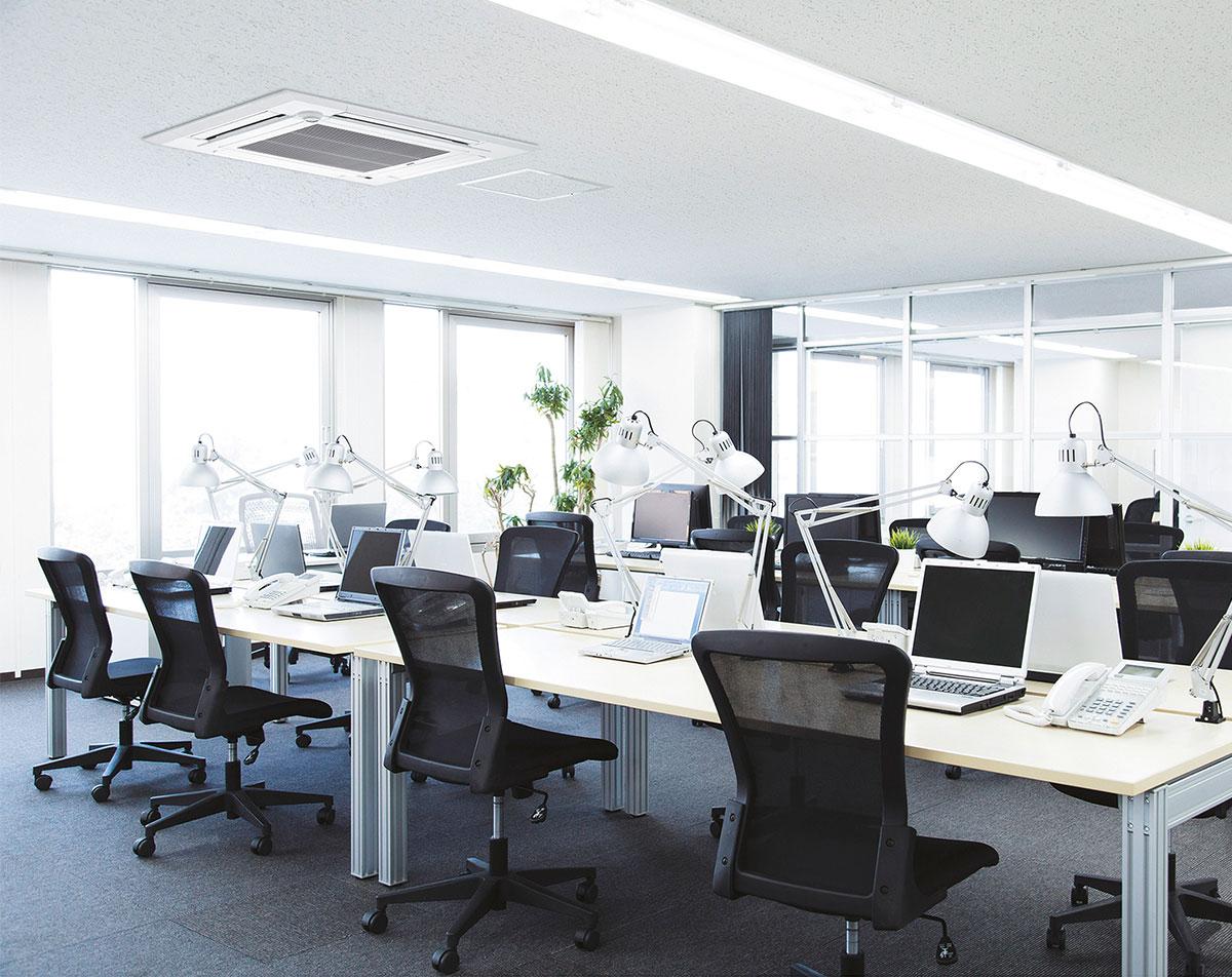 SLZ er stillegående og passer perfekt for både hjemmemiljøer og kontorer