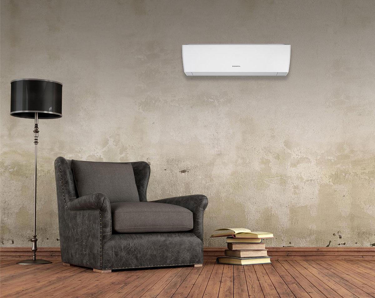 Toppmodell Råtassen varmepumpe yter veldig mye og forbruker lite – modellen sparer faktisk så mye energi at den har oppnådd en topp A+++ rangering!