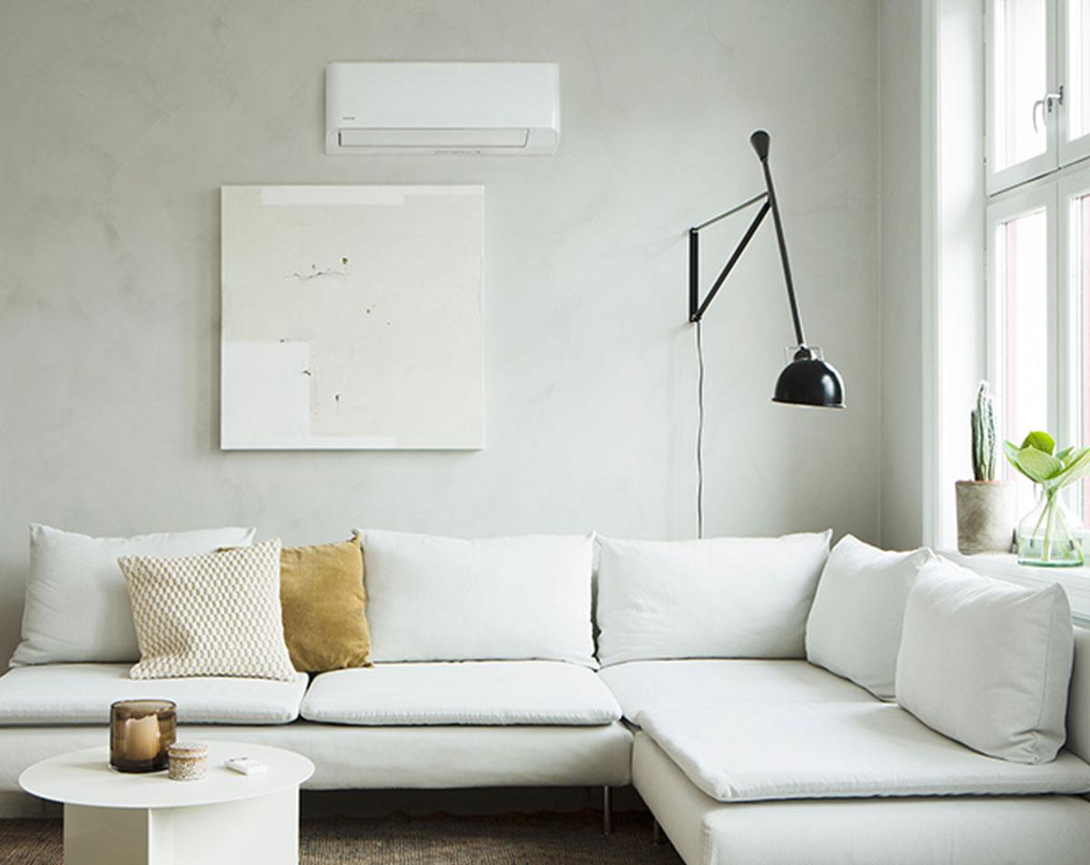 Det behøver ikke være dyrt å ha en komfortabel temperatur inne, uansett årstid.