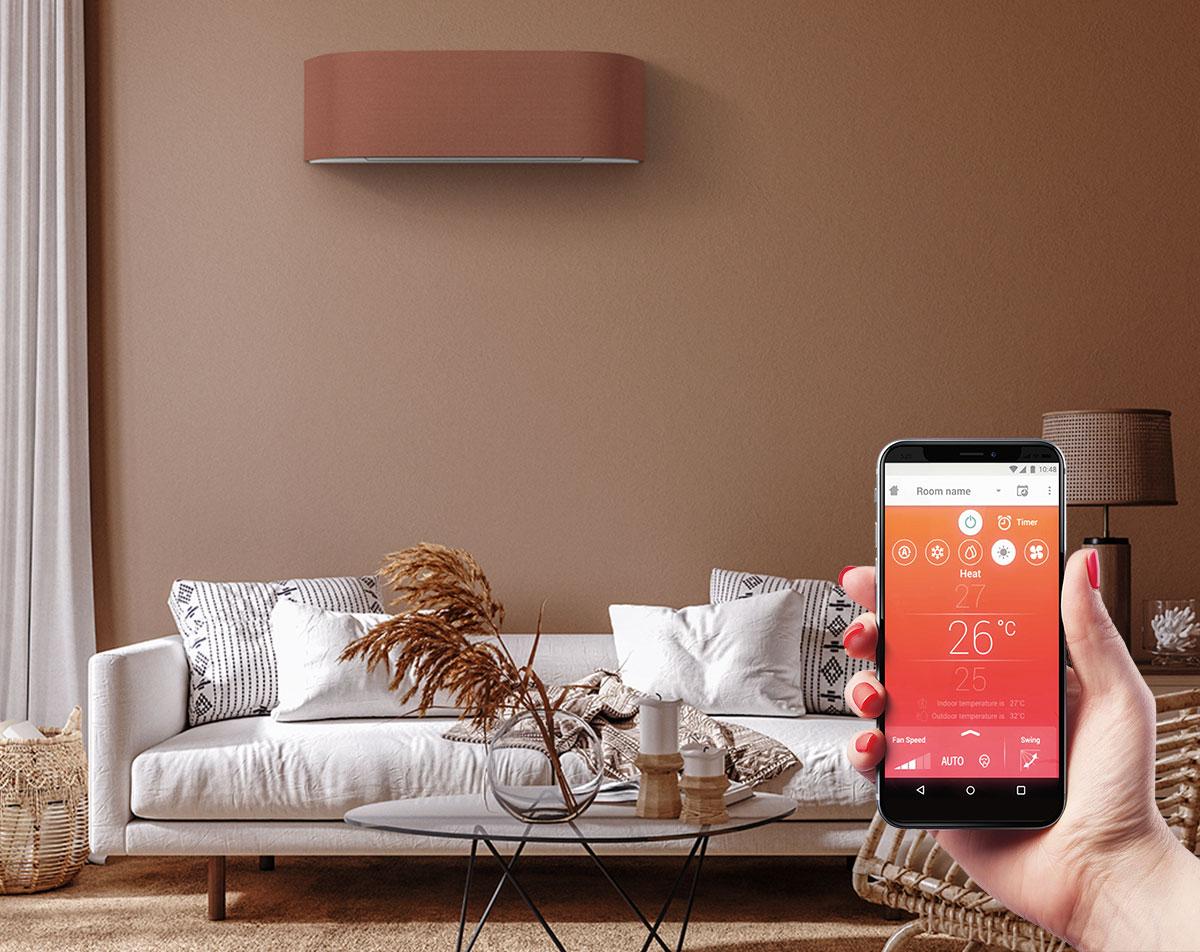 Med innebygget WiFi og styringsapp blir din Signatur enda smartere!