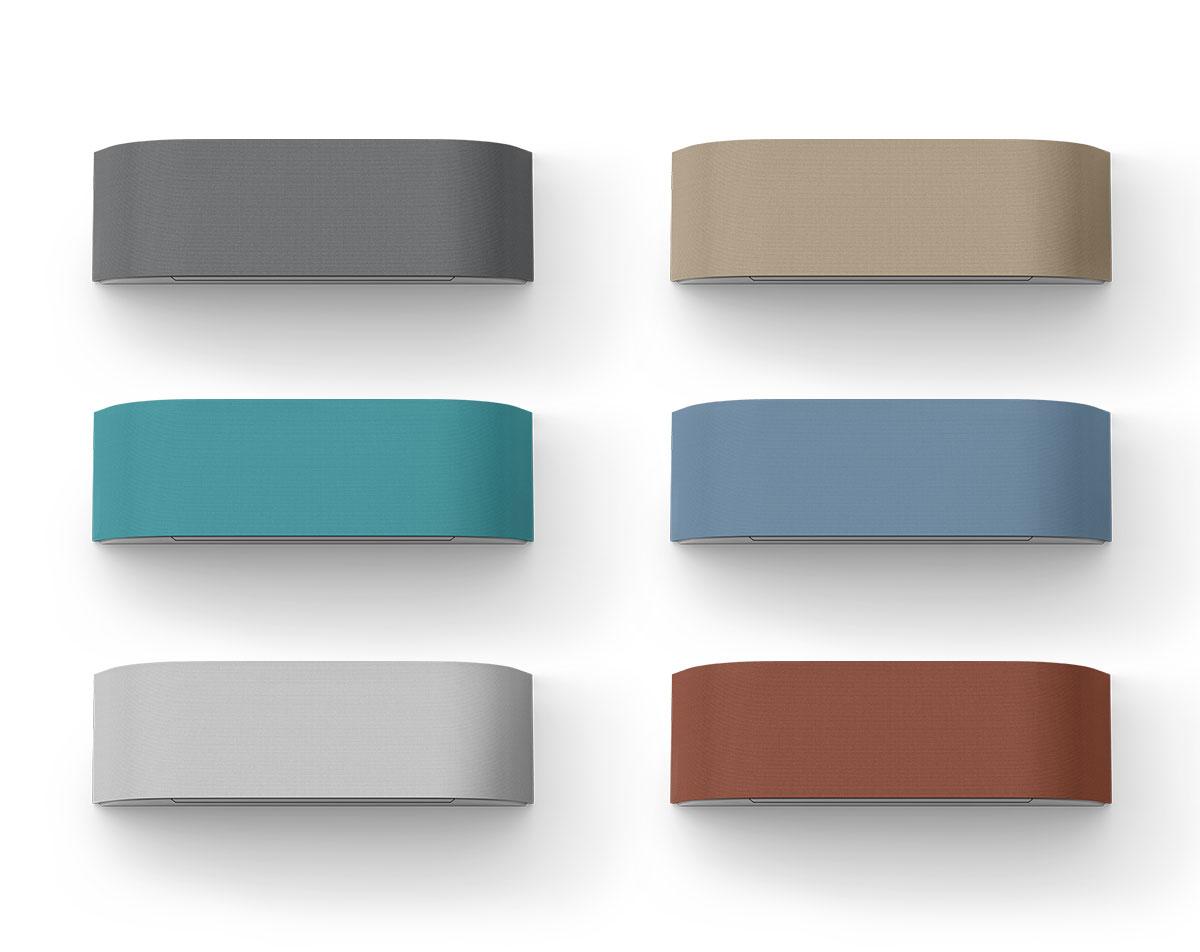 Maler du veggen eller bytter ut sofaen din, skifter du enkelt tekstiltrekket selv til ønsket farge.