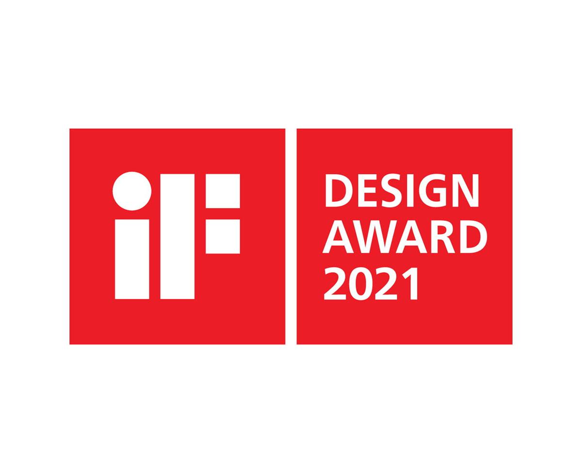 Signatur vant prestisjetunge «iF Design Award 2021»